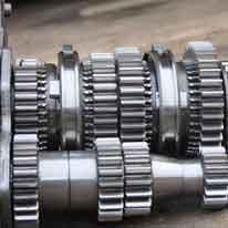 Alfa Romeo complete rebuilt gearbox