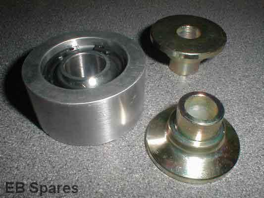 Alfa Romeo SZ-style de-dion bearing