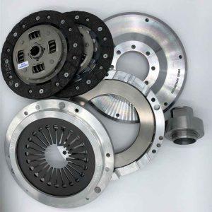 Alfa Romeo clutch and clutch plates
