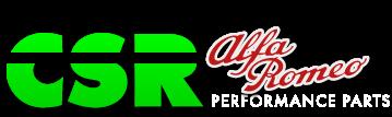 CS Racing Alfa Romeo performance parts logo