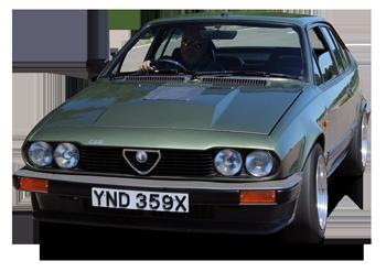 CSR Road going Alfa Romeo GTV6
