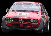 Ex Dealer Team Alfa Romeo GTV2000