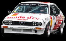 Ex Luigi Alfa Romeo GTV6